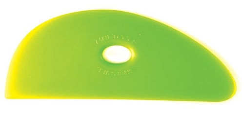 Mudtools Green Flexible Rib No. 3 - FIRM Flex  - Click to view larger image