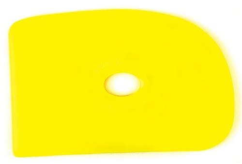 Mudtools Yellow Flexible Rib No. 2 - SOFT Flex  - Click to view larger image