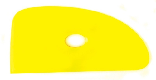 Mudtools Yellow Flexible Rib No. 4 - SOFT Flex  - Click to view larger image