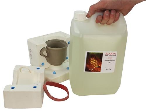 Sodium Silicate 140's RM1055 - 1kg