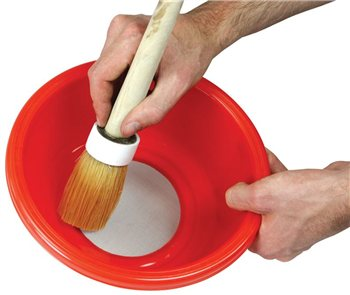 Scarva Tools Coloured Lawn Sieve - Medium  - Click to view larger image