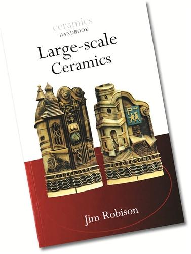 Bloomsbury Large-Scale Ceramics (Ceramics Handbook)  - Click to view larger image