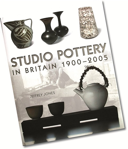 Bloomsbury Studio Pottery in Britain 1900 - 2005  - Click to view larger image