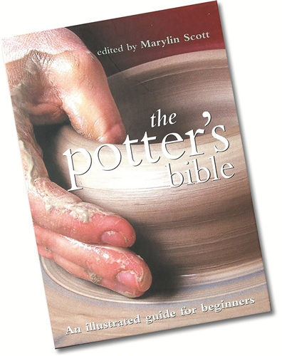 Bloomsbury The Potter's Bible (An illustrated guide for beginners)  - Click to view larger image