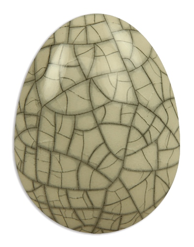 Scarva Nano Colours NK01 Transparent Earthenware Crackle Glaze 1