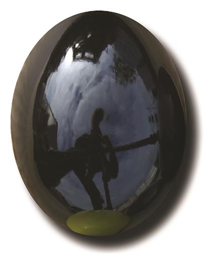 Scarva GZ1945 Onyx Black Glaze