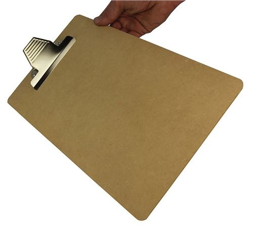 Scarva Drawing Board with Bulldog clip  - Click to view larger image