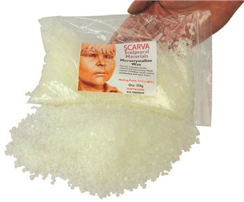 Scarva Wax Microcrystalline Wax Pellets  - Click to view larger image
