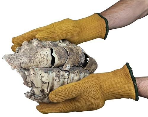 Scarva Kilns Kevlar Gloves  - Click to view larger image