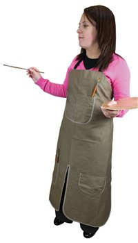 Scarva Doo Woo - Split Apron  - Click to view larger image