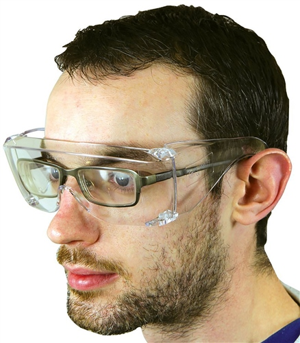 Scarva Safety Spectacles  - Click to view larger image