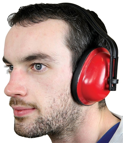 Scarva Ear Defenders  - Click to view larger image