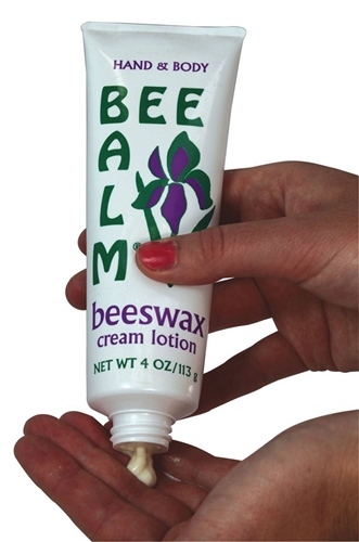 Scarva Bee Balm Luxury Hand Cream 113g tube  - Click to view larger image