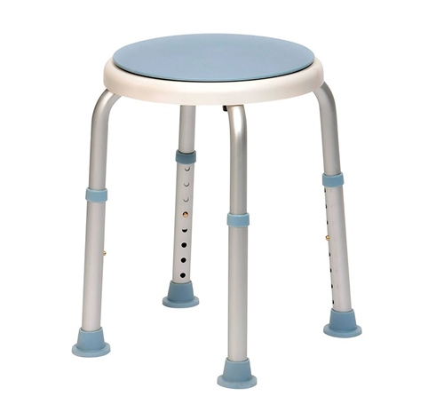 Scarva Adjustable Stool with Swivel Seat  - Click to view larger image