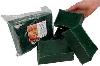 Scarva Wax Green Casting / Slush Wax  - Click to view larger image