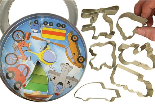 Scarva Tools Cutters- Transport  - Click to view larger image