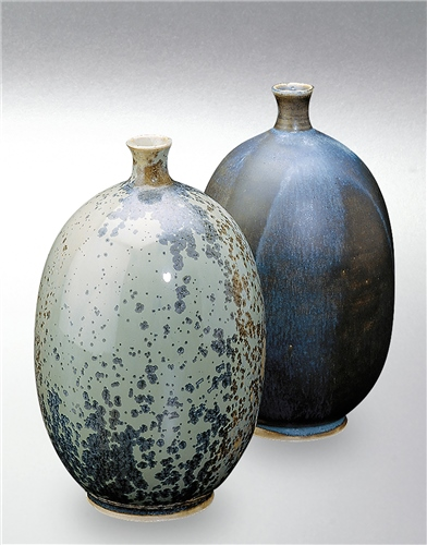 Terracolor 683 Silver Crystal Powdered Stoneware Glaze  - Click to view larger image