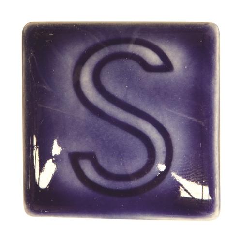 Spectrum 706 Royal Blue Glaze  - Click to view larger image