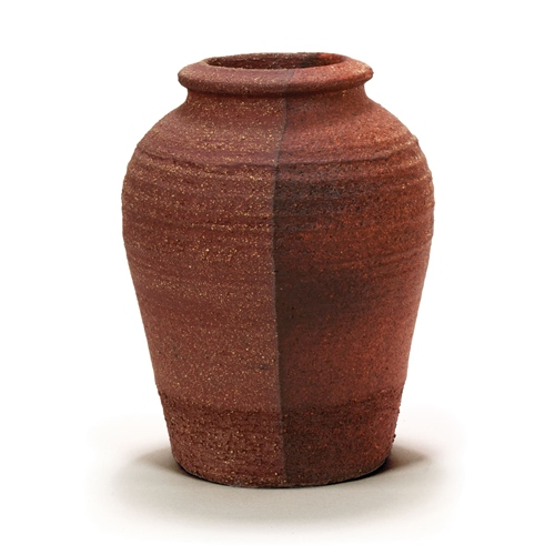 Scarva Earthstone Professional PF695 Textured Red Stoneware  - Click to view larger image