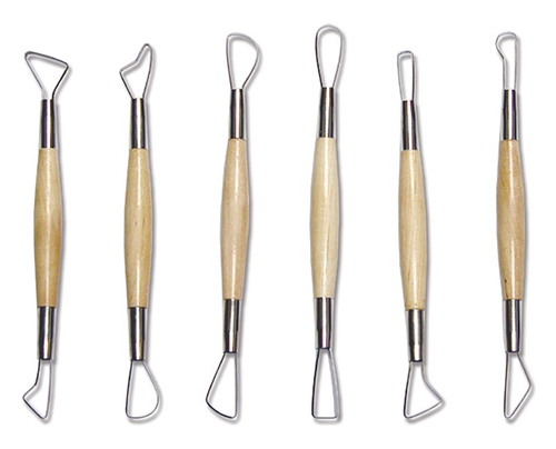 Scarva Tools 6  Loop Tool Set of 6  - Click to view larger image