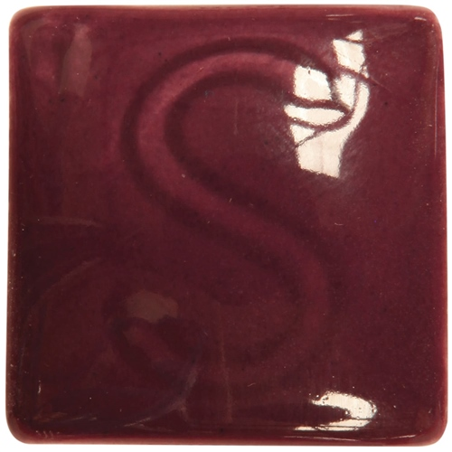 Spectrum 741 Burgundy Glaze  - Click to view larger image