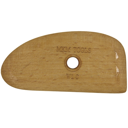 MKM Tools Craftsman Series Wooden Rib W10  - Click to view larger image