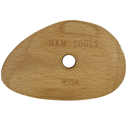 MKM Tools Craftsman Series Wooden Rib W12a  - Click to view larger image