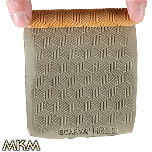 MKM Tools 10cm Hand Roller 22 - Small Blocks  - Click to view larger image
