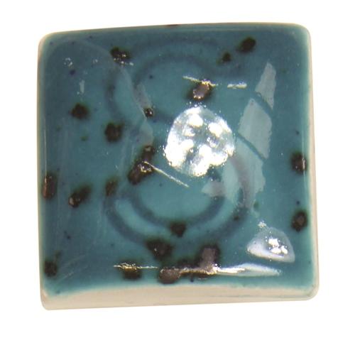 Spectrum 934 Speckled Turquoise Scarva