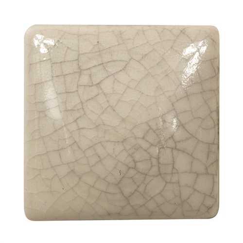 Spectrum 138 Clear Earthenware Crackle Glaze  - Click to view larger image
