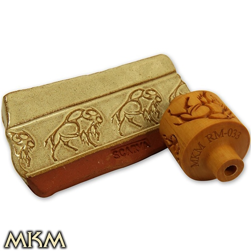 MKM Tools 3cm Roller RM033 - American Bison  - Click to view larger image