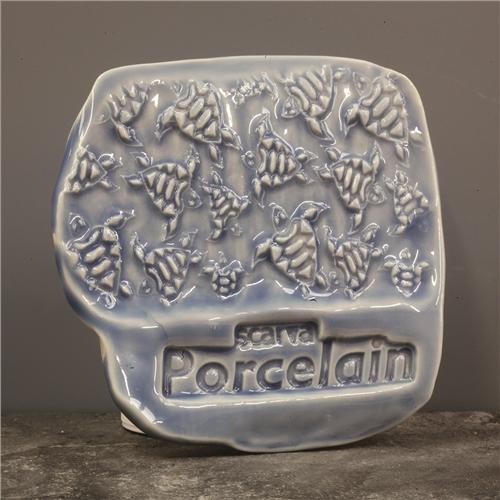 Scarva Nano Colours NPT006 Cobalt Blue Porcelain Translucent  - Click to view larger image