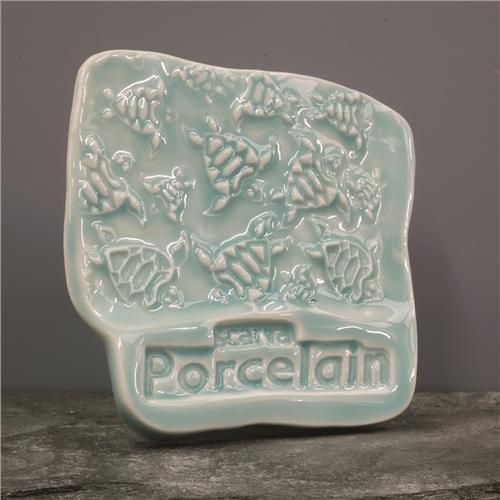 Scarva Nano Colours NPT007 Summer Sky Porcelain Translucent  - Click to view larger image