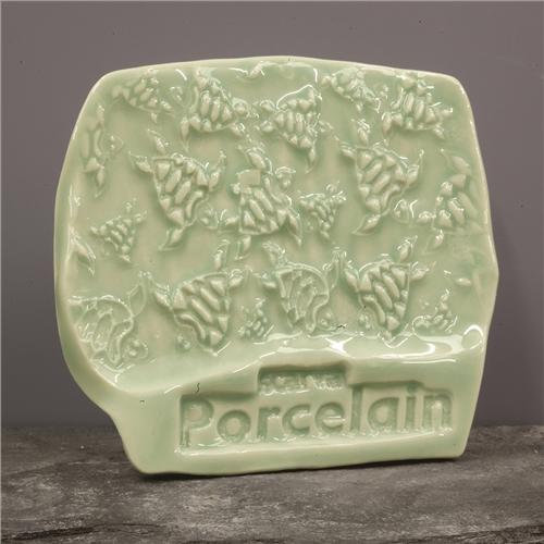 Scarva Nano Colours NPT009 Celadon Green Porcelain Translucent  - Click to view larger image