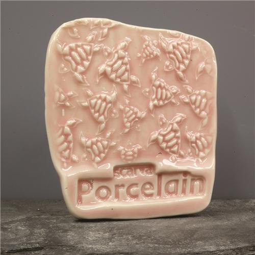 Scarva Nano Colours NPT017 Rose Petal Pink Porcelain Translucent  - Click to view larger image