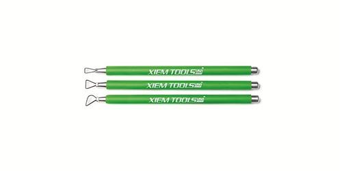 Xiem Tools XM130 Mini Ribbon Sculpting Tools (A) Set of 3  - Click to view larger image