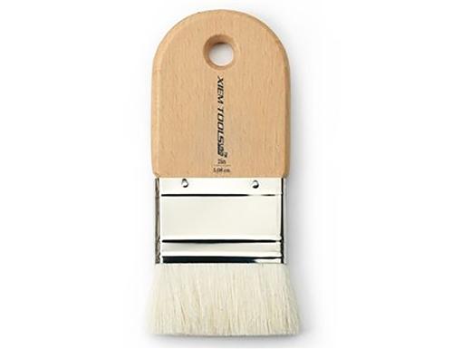 Xiem Tools XM140 2 Short Cut Glaze Brush  - Click to view larger image