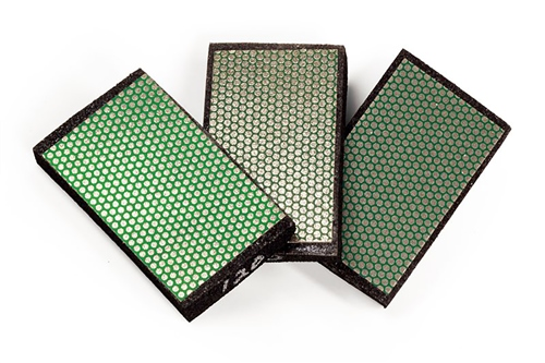 DiamondCore Tools Semi-Flexible Diamond Sanding Pad  - Click to view larger image