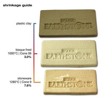 Scarva Earthstone ES40 Handbuilding White Clay