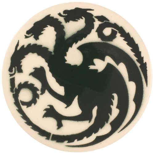 Dragon Stains Persian Green Leadfree Glaze Stain B114  - Click to view larger image