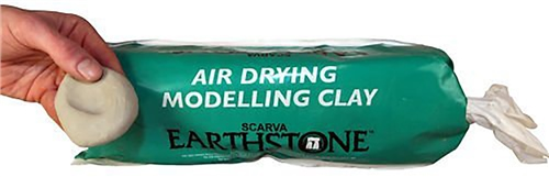 Scarva Earthstone Air Drying ES950 - 5Kg bags  - Click to view larger image