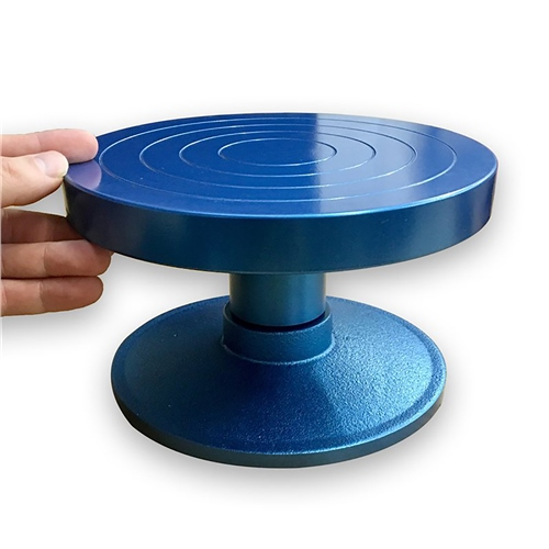Scarva Cast Iron Whirler | Banding Wheel - 220mm x 130mm  - Click to view larger image