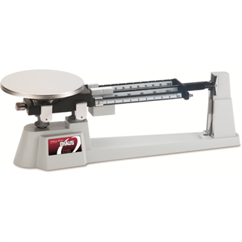 Ohaus Triple Beam Balance Scale  - Click to view larger image