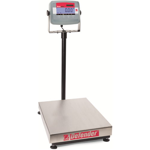 Ohaus Defender 3000 - Standard  - Click to view larger image