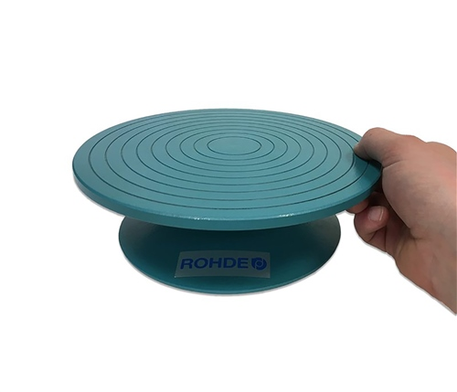 Rohde. RSN220 220mm x 60mm Steel Banding Wheel  - Click to view larger image