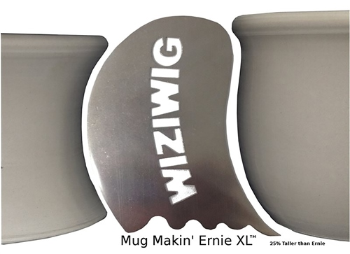 WiziWig Pottery Tools Mug Makin Ernie XL  - Click to view larger image