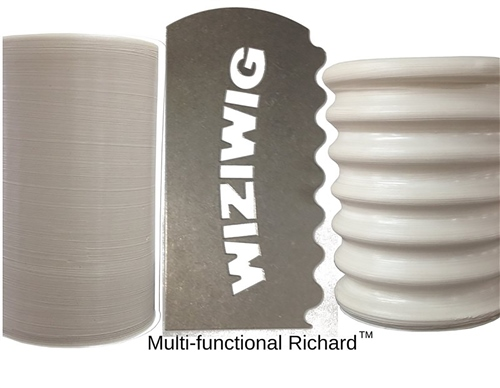 WiziWig Pottery Tools Multi-Functional Richard  - Click to view larger image