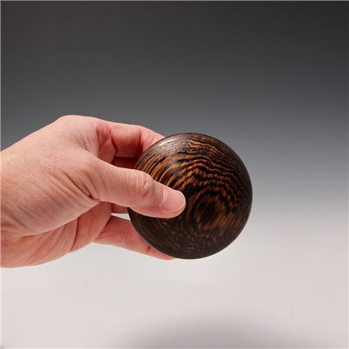 Hsin Tools 3 Round Wenge Bowl Rib  - Click to view larger image
