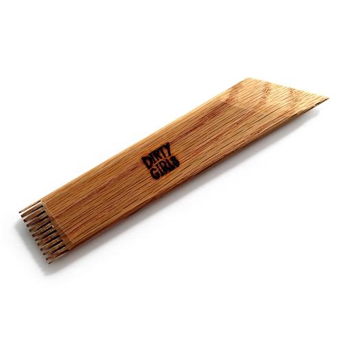 45° Comb Wooden Tool