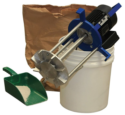 Gladstone Five-Gallon Glaze Mixer  - Click to view larger image
